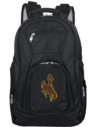 Wyoming Cowboys Black 19