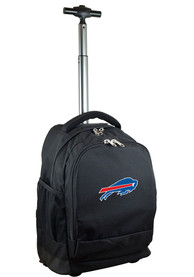 Buffalo Bills Wheeled Premium Backpack - Black