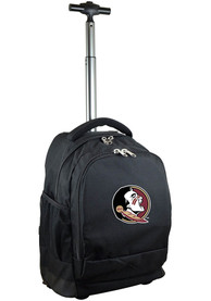 Florida State Seminoles Wheeled Premium Backpack - Black