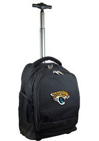 Jacksonville Jaguars Wheeled Premium Backpack - Black