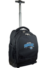Orlando Magic Wheeled Premium Backpack - Black