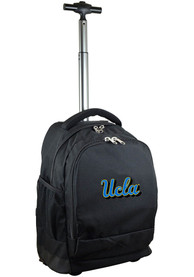 UCLA Bruins Wheeled Premium Backpack - Black