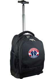 Washington Wizards Wheeled Premium Backpack - Black