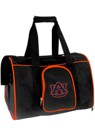Auburn Tigers Black 16 Pet Carrier Luggage