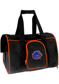 Boise State Broncos Black 16 Pet Carrier Luggage