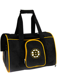 Boston Bruins Black 16 Pet Carrier Luggage