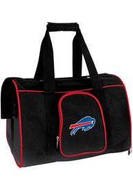 Buffalo Bills Black 16 Pet Carrier Luggage