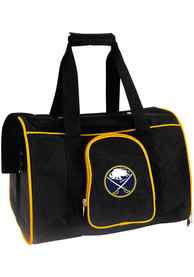 Buffalo Sabres Black 16 Pet Carrier Luggage