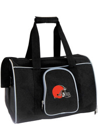 Cleveland Browns Black 16 Pet Carrier Luggage