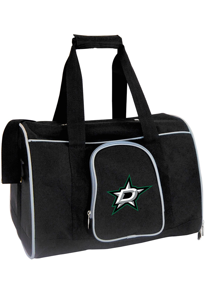 Dallas Stars Black 16g Pet Carrier Luggage - Image 1