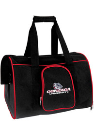 Gonzaga Bulldogs Black 16 Pet Carrier Luggage