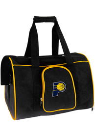 Indiana Pacers Black 16 Pet Carrier Luggage