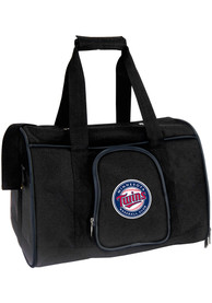 Minnesota Twins Black 16 Pet Carrier Luggage