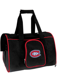 Montreal Canadiens Black 16 Pet Carrier Luggage