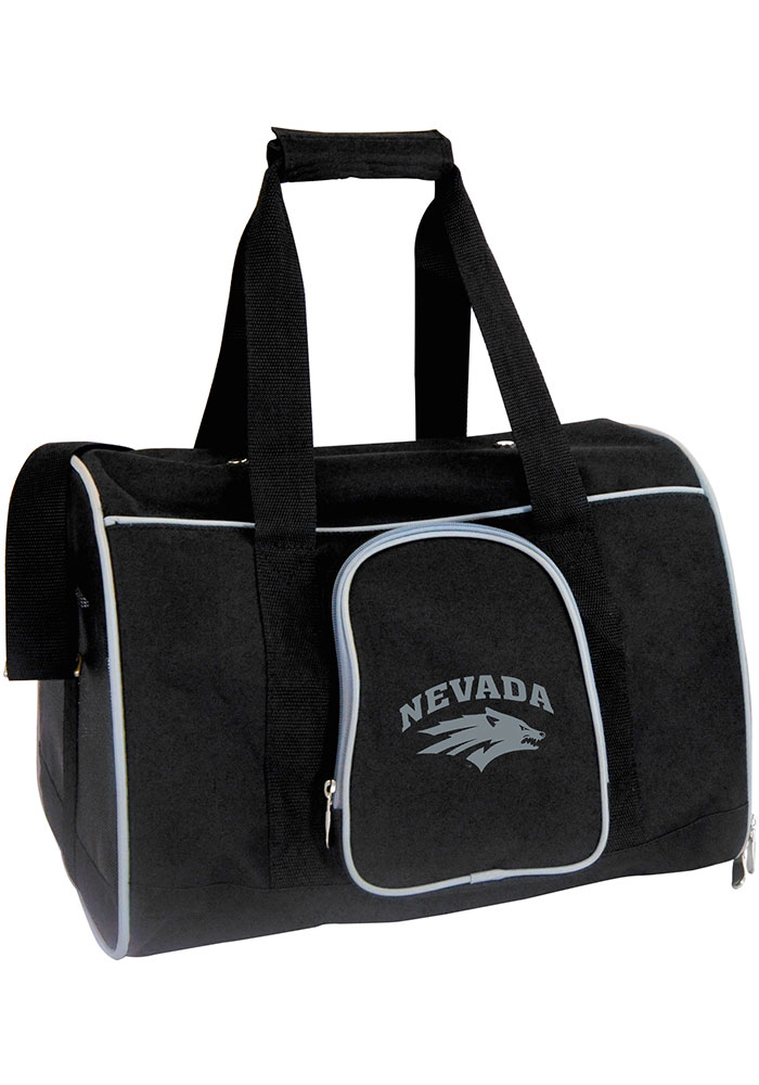 Nevada Wolf Pack Black 16g Pet Carrier Luggage - Image 1
