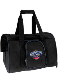 New Orleans Pelicans Black 16 Pet Carrier Luggage