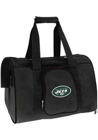 New York Jets Black 16 Pet Carrier Luggage
