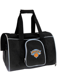 New York Knicks Black 16 Pet Carrier Luggage