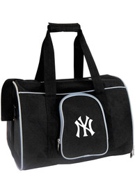 New York Yankees Black 16 Pet Carrier Luggage