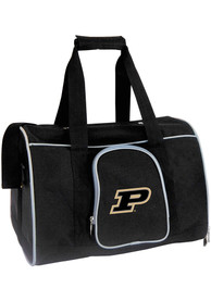 Purdue Boilermakers Black 16 Pet Carrier Luggage