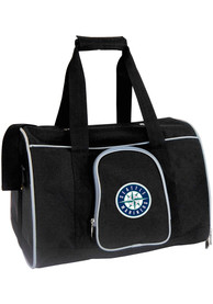 Seattle Mariners Black 16 Pet Carrier Luggage
