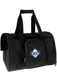 Tampa Bay Rays Black 16 Pet Carrier Luggage