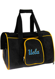 UCLA Bruins Black 16 Pet Carrier Luggage