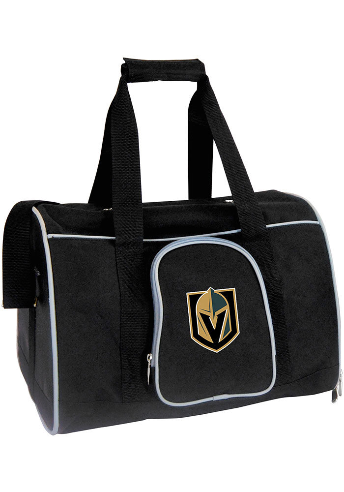 Vegas Golden Knights Black 16 Pet Carrier Luggage - Image 1