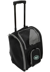 New York Jets Black Premium Pet Carrier Luggage