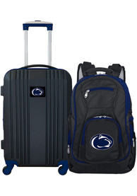 Penn State Nittany Lions Black 2-Piece Set Luggage