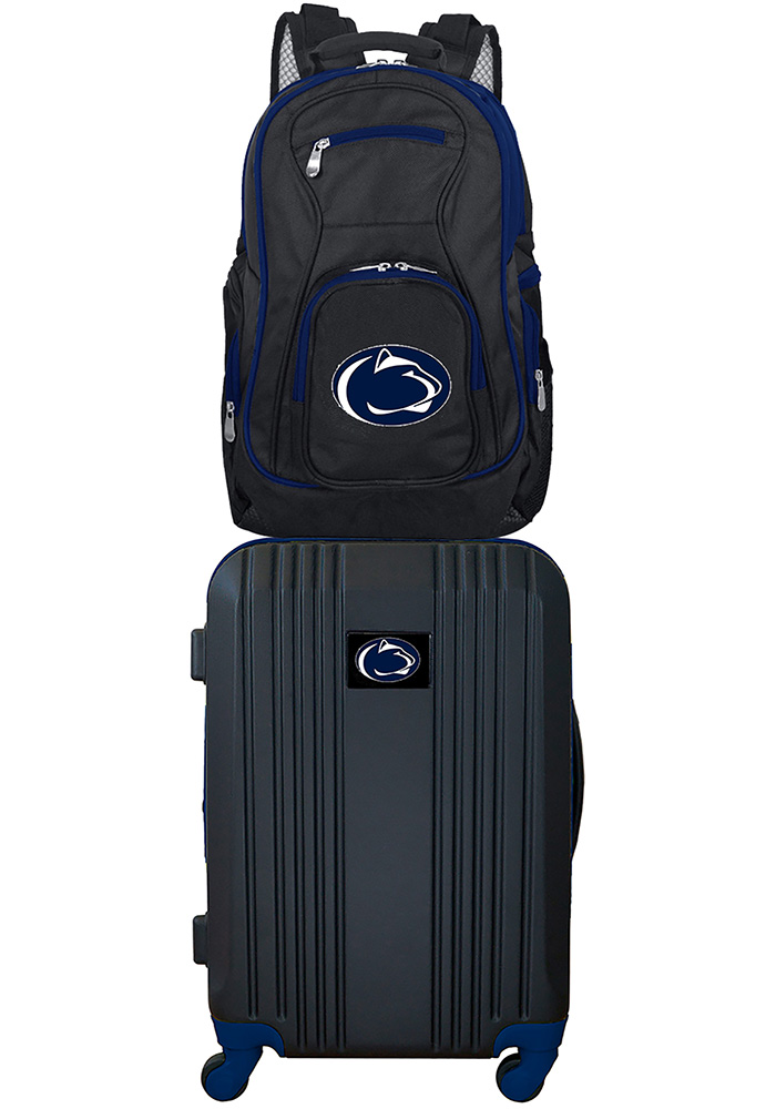 Penn State Nittany Lions Black 2-Piece Set Luggage - Image 2