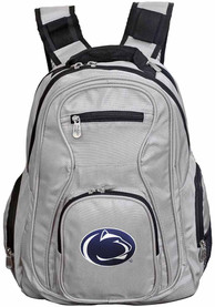 Penn State Nittany Lions 19 Laptop Backpack - Grey