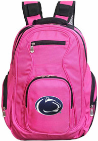Penn State Nittany Lions 19 Laptop Backpack - Pink