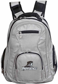 Providence Friars 19 Laptop Backpack - Grey