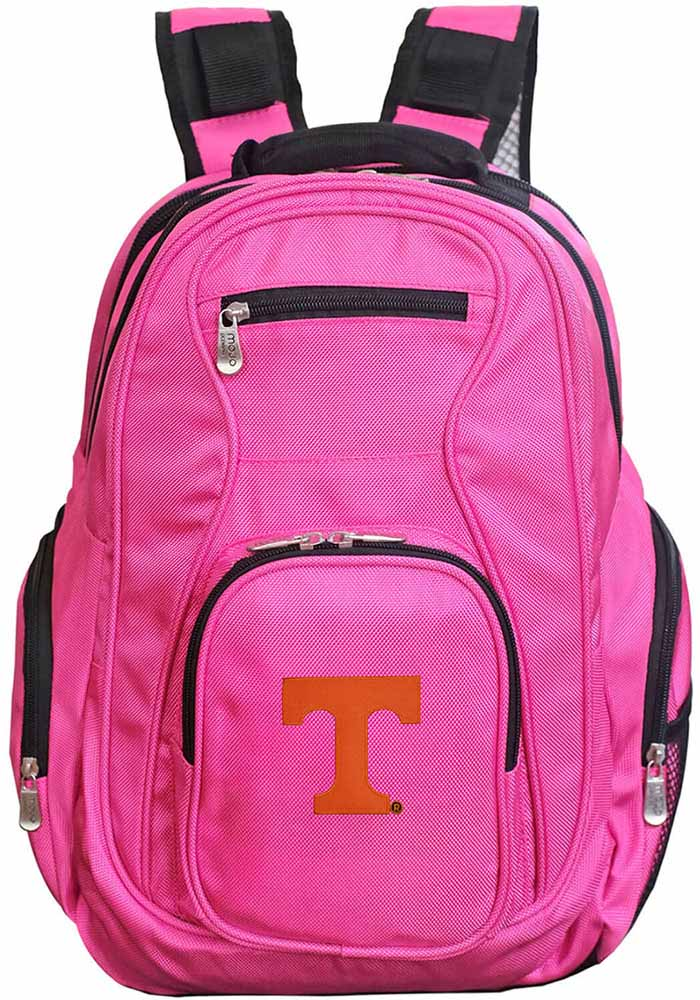 Tennessee Volunteers 19 Laptop Backpack - Pink