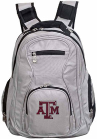 Texas A&M Aggies 19 Laptop Backpack - Grey