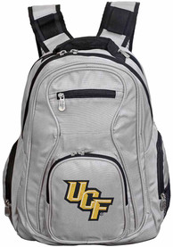UCF Knights 19 Laptop Backpack - Grey