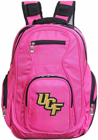 UCF Knights 19 Laptop Backpack - Pink