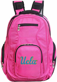 UCLA Bruins 19 Laptop Backpack - Pink