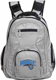 Orlando Magic 19 Laptop Backpack - Grey