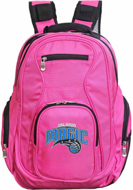Orlando Magic 19 Laptop Backpack - Pink