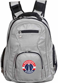 Washington Wizards 19 Laptop Backpack - Grey