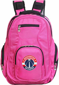 Washington Wizards 19 Laptop Backpack - Pink