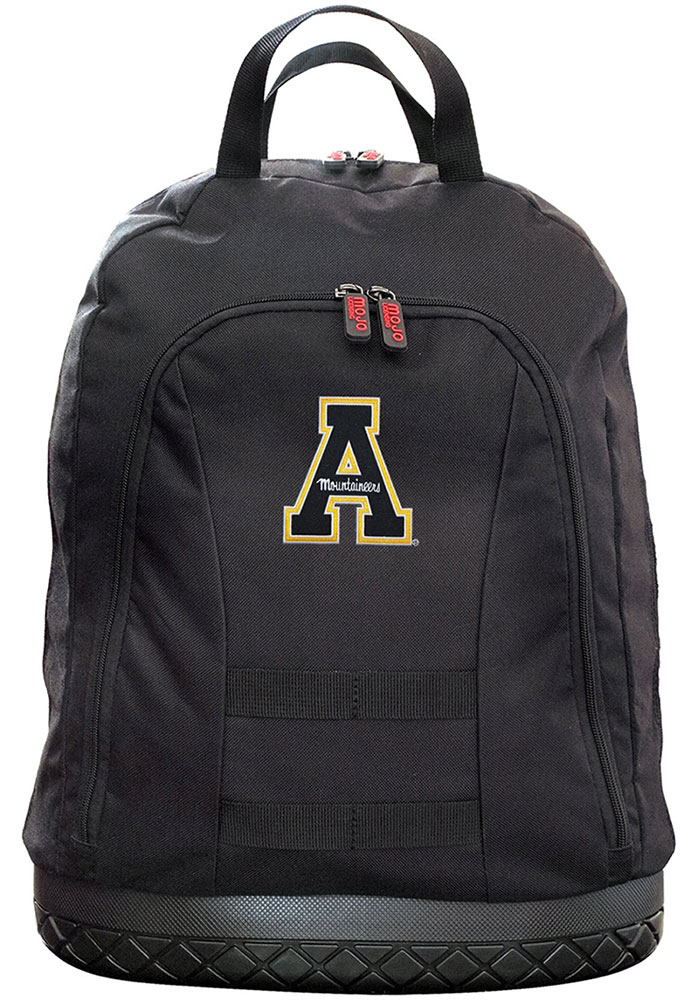 Appalachian State Mountaineers 18 Tool Backpack - Black