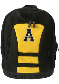 Appalachian State Mountaineers 18 Tool Backpack - Yellow