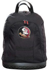 Florida State Seminoles 18 Tool Backpack - Black