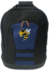 GA Tech Yellow Jackets 18 Tool Backpack - Navy Blue