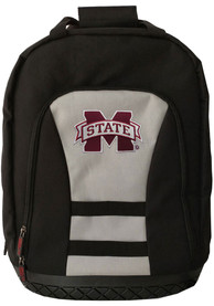 Mississippi State Bulldogs 18 Tool Backpack - Grey