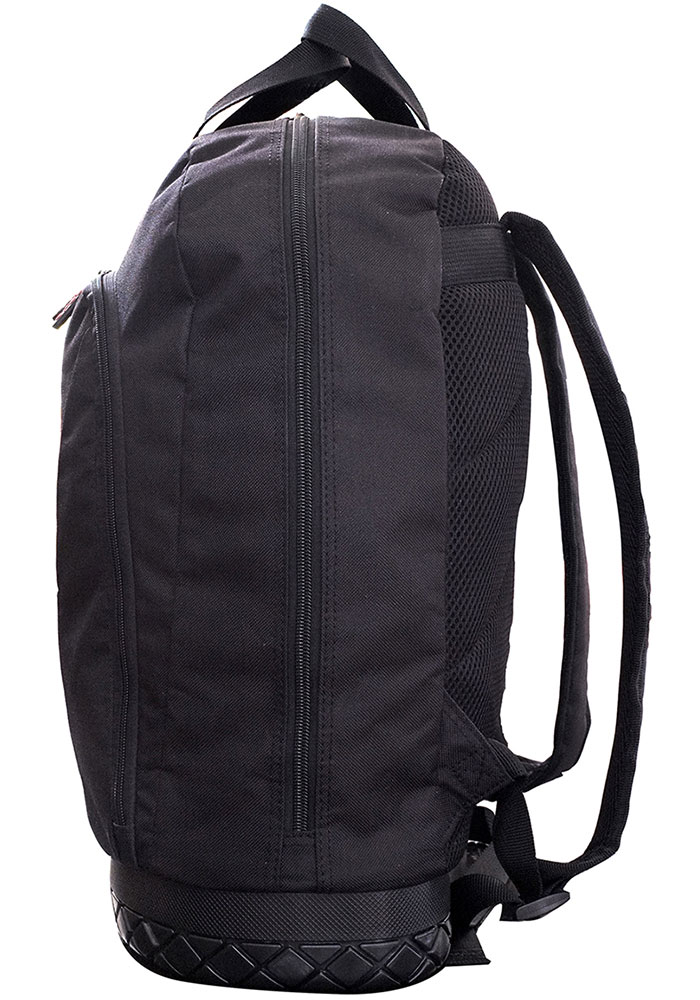 Michigan State Spartans Grey 18 Tool Backpack - Image 4