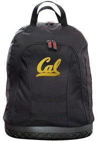 Cal Golden Bears 18 Tool Backpack - Black